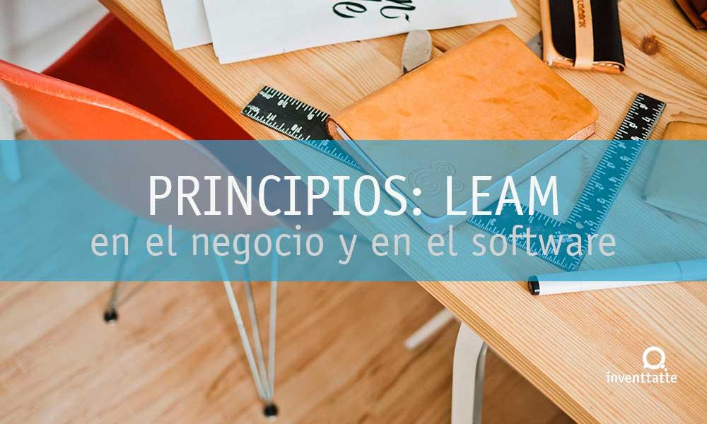 Lean en la Startup y en el Desarrollo del Software