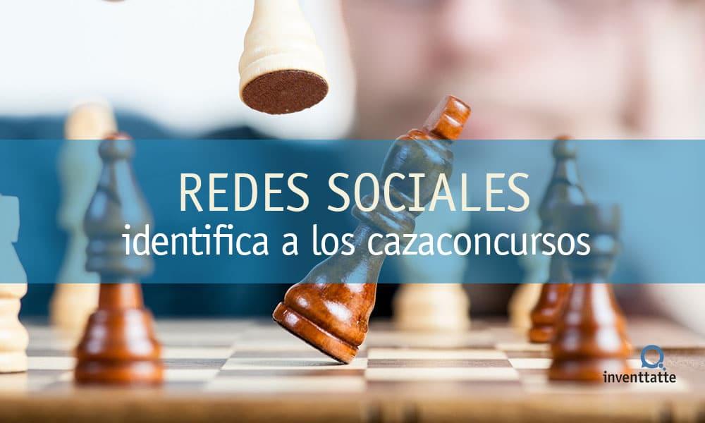 Identifica a los cazaconcursos en las redes sociales