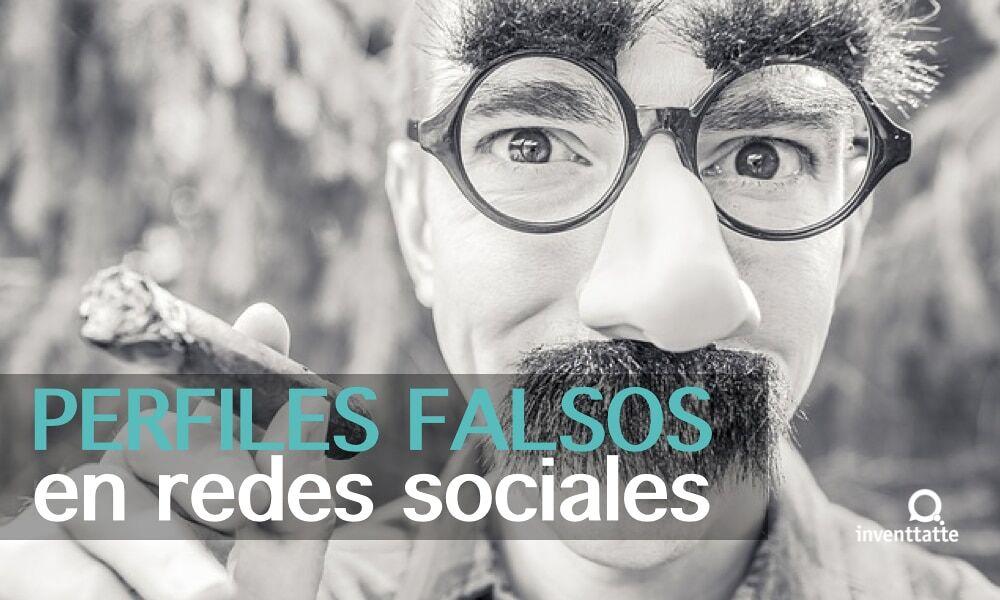 Perfiles Falsos Comerciales en las Redes Sociales