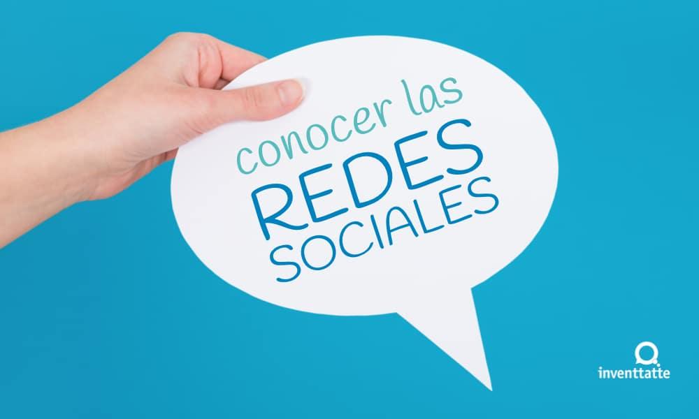 Las Redes Sociales más importantes. ¡Conócelas!