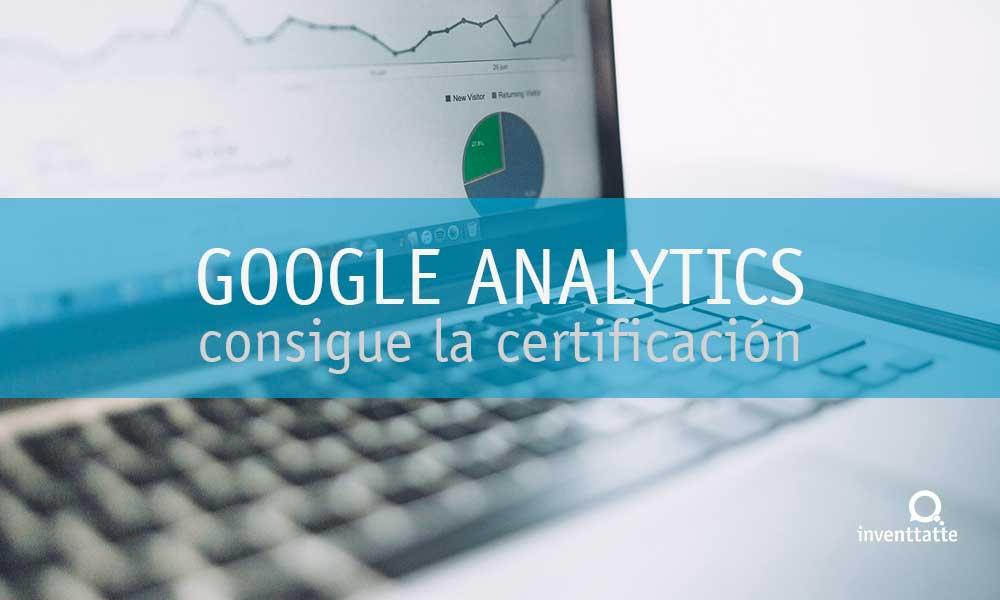 Consejos para la Certificación en Google Analytics