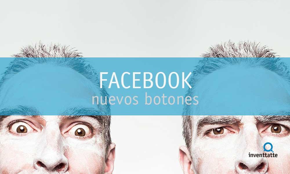Nuevos botones de Facebook
