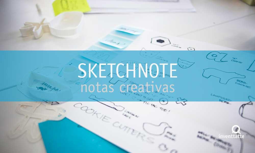 Sketchnote, elabora notas visuales y eficaces