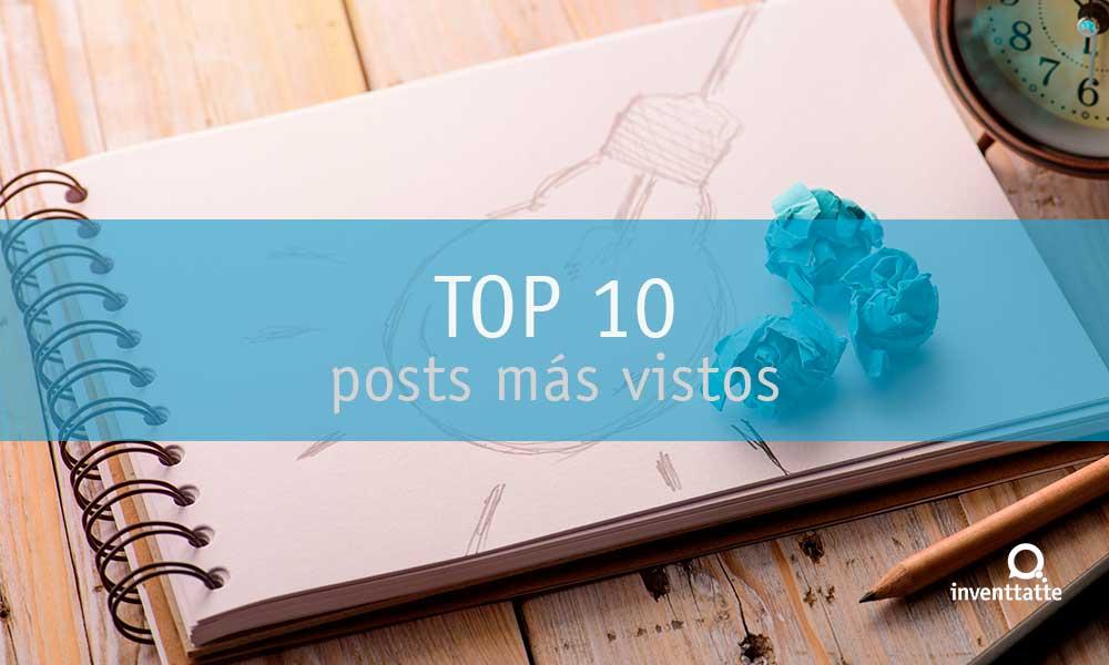 Top 10: Post más vistos