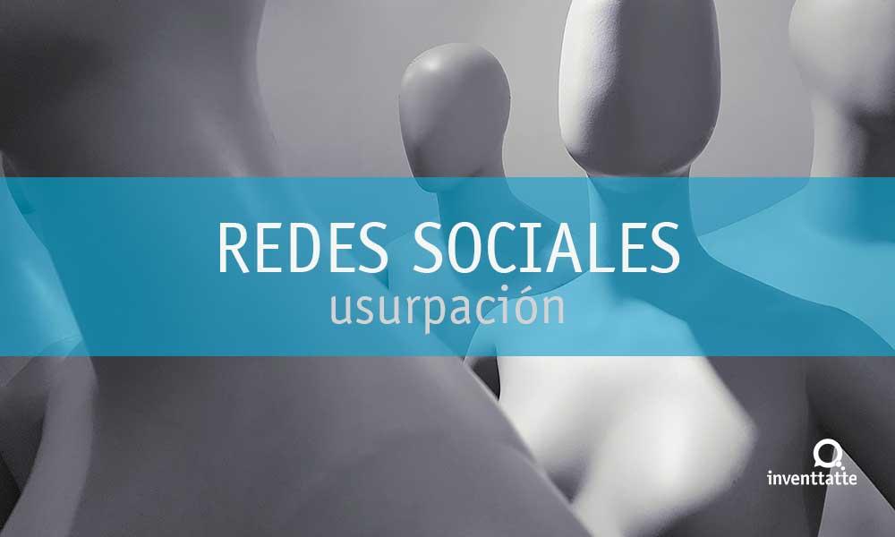 La usurpación en redes sociales: casos reales
